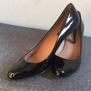 Patent Leather Pumps EUC